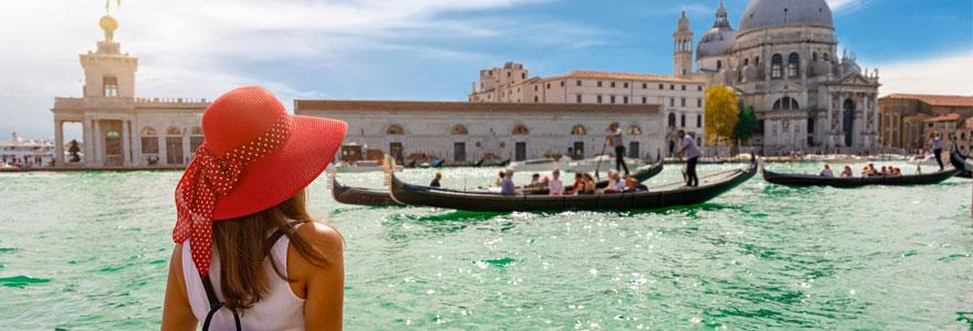 Destinations de vacances en italie