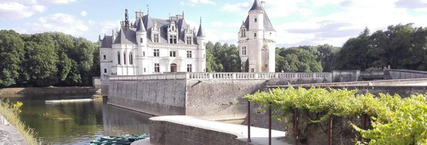 Découvrir le val de Loire et ses châteaux